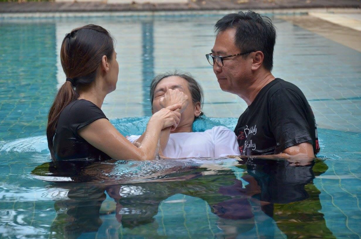 Water Baptism 2017