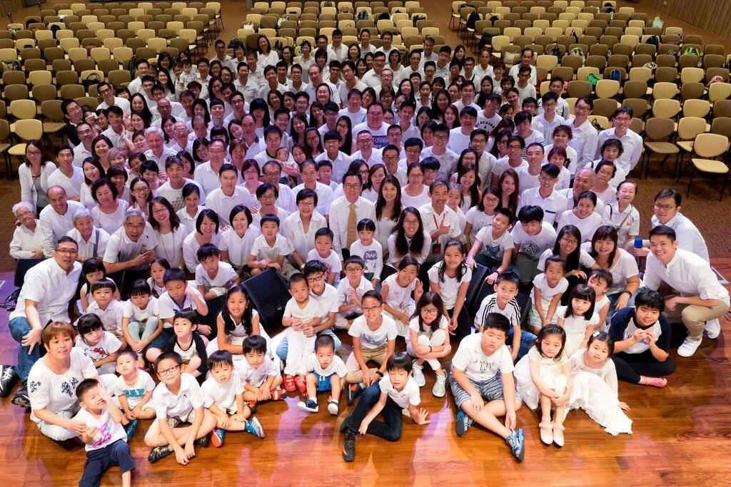 Wear White Sunday 2017