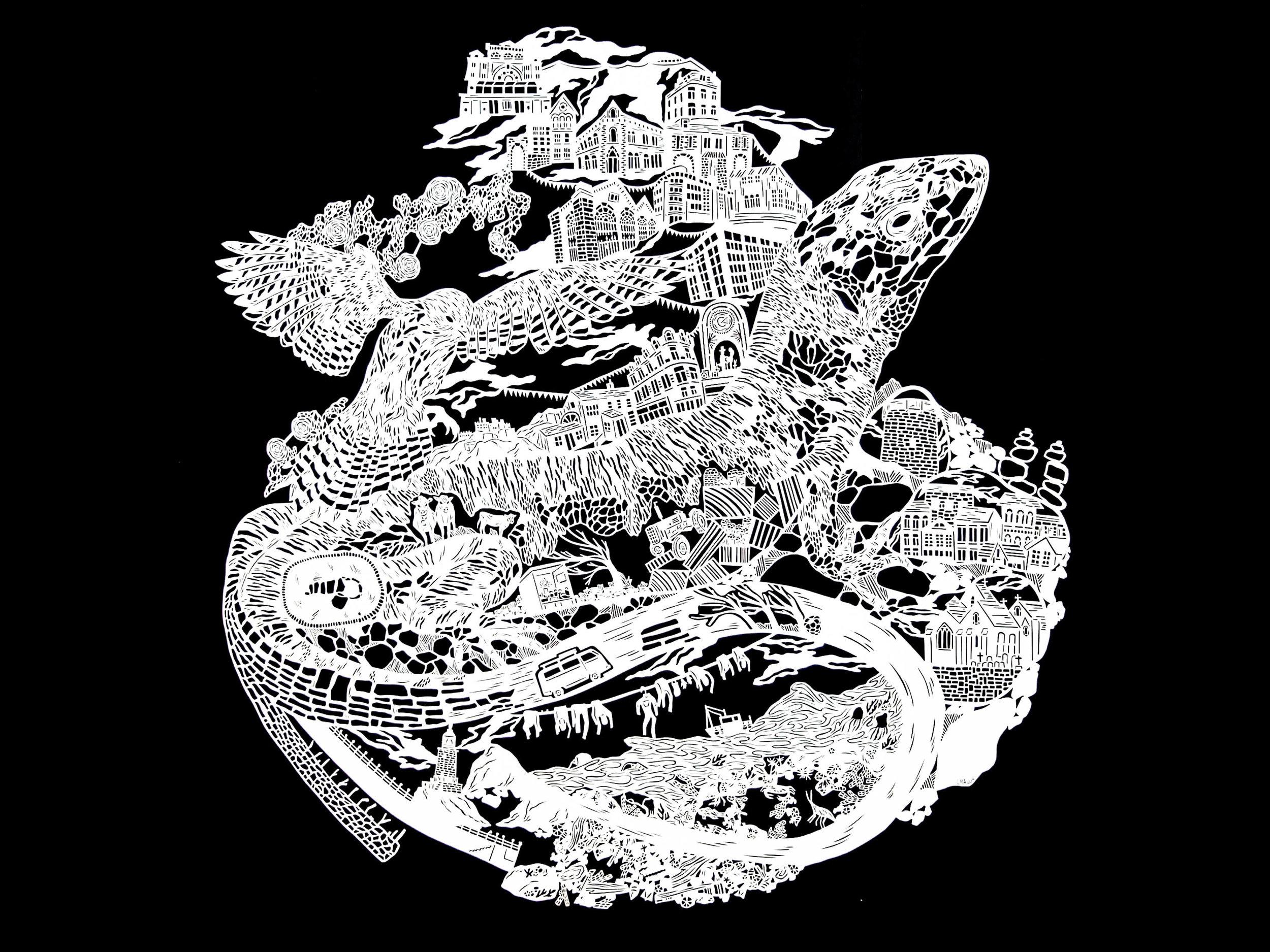 Jersey Dragon -
