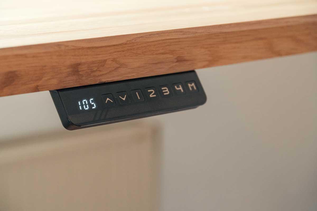 Digitalni LED kontroler dvižne mize