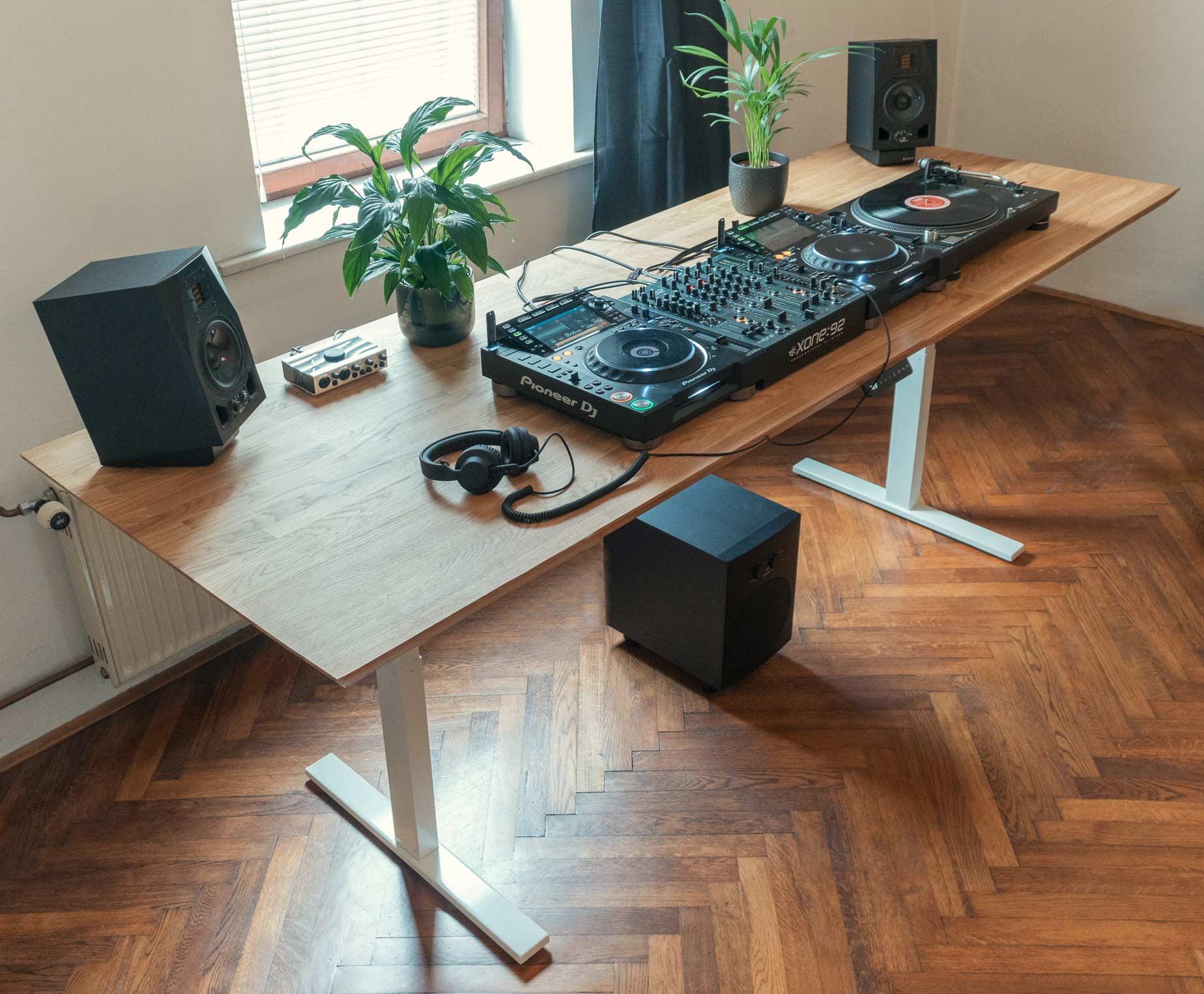 Dvižna miza Ergochord DJ