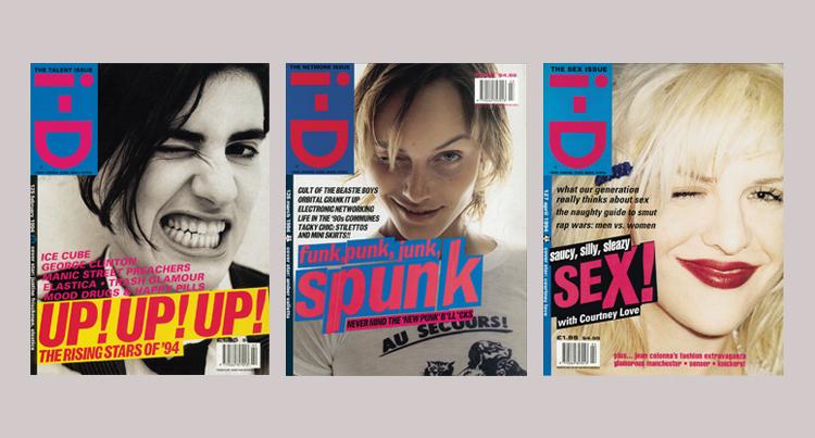 i–D: funk, punk, junk spunk!