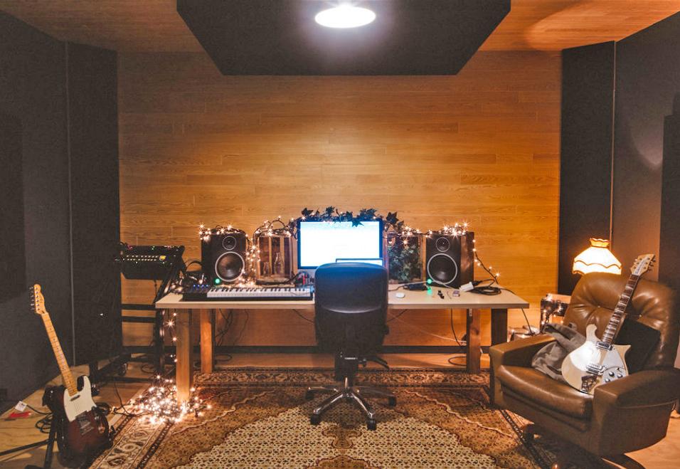 Parachute Recording Studio