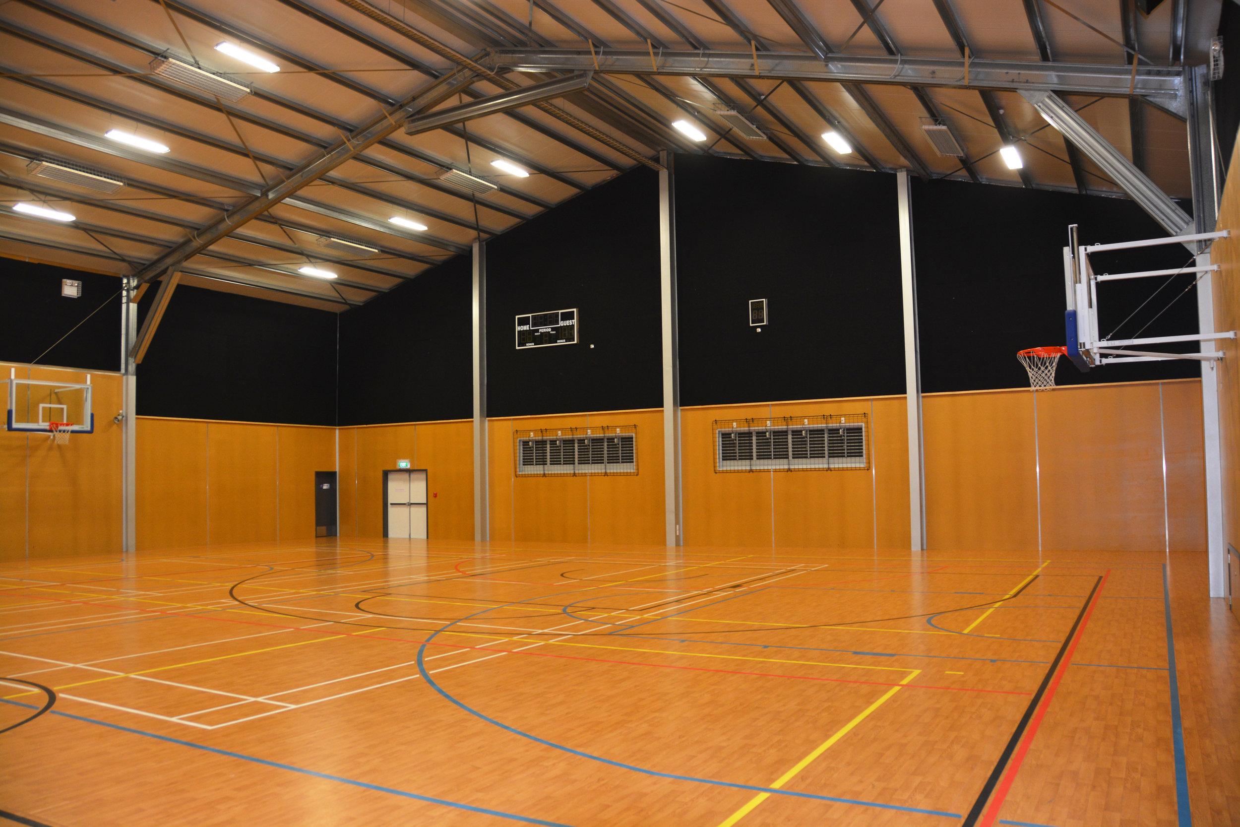 Rangiora School Gymnasium