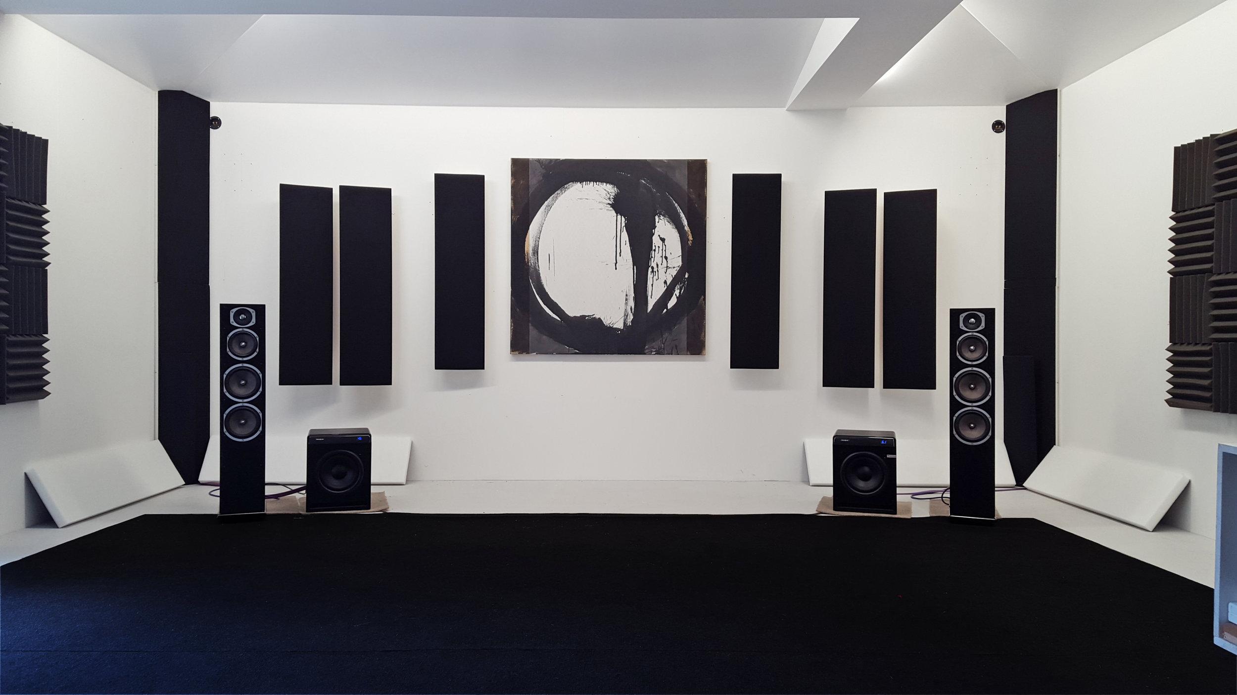 Auckland Listening Room