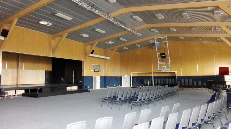 Hillview School Gymnasium