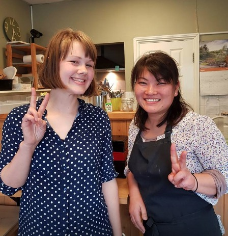 Thank you so much  Noriko-san  for hosting us!