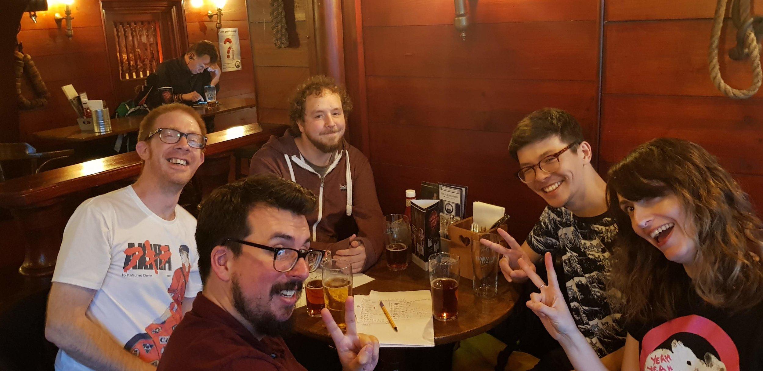 Step Up Japanese Japanese Lessons in Brighton Pub Quiz Fran Wrigley 2019 1.jpg