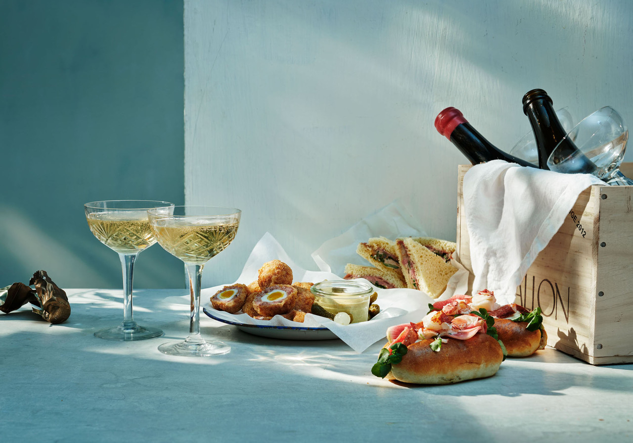 gourmet - photography roland persson / . Styling tove nilsson