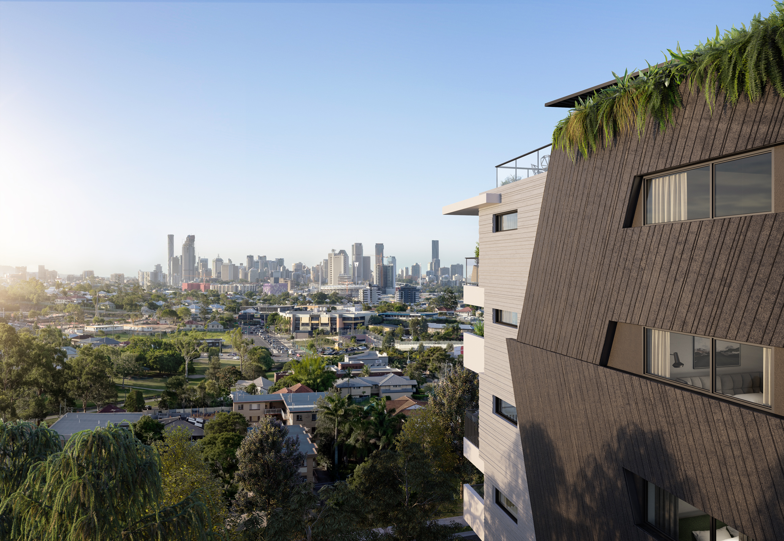 OXY . STONES CORNER - One & two bedroom apartments renting from $395 p.w