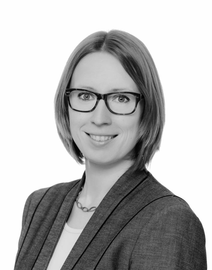 Dr. Mara Cole  Zentrum Digitalisierung.Bayern
