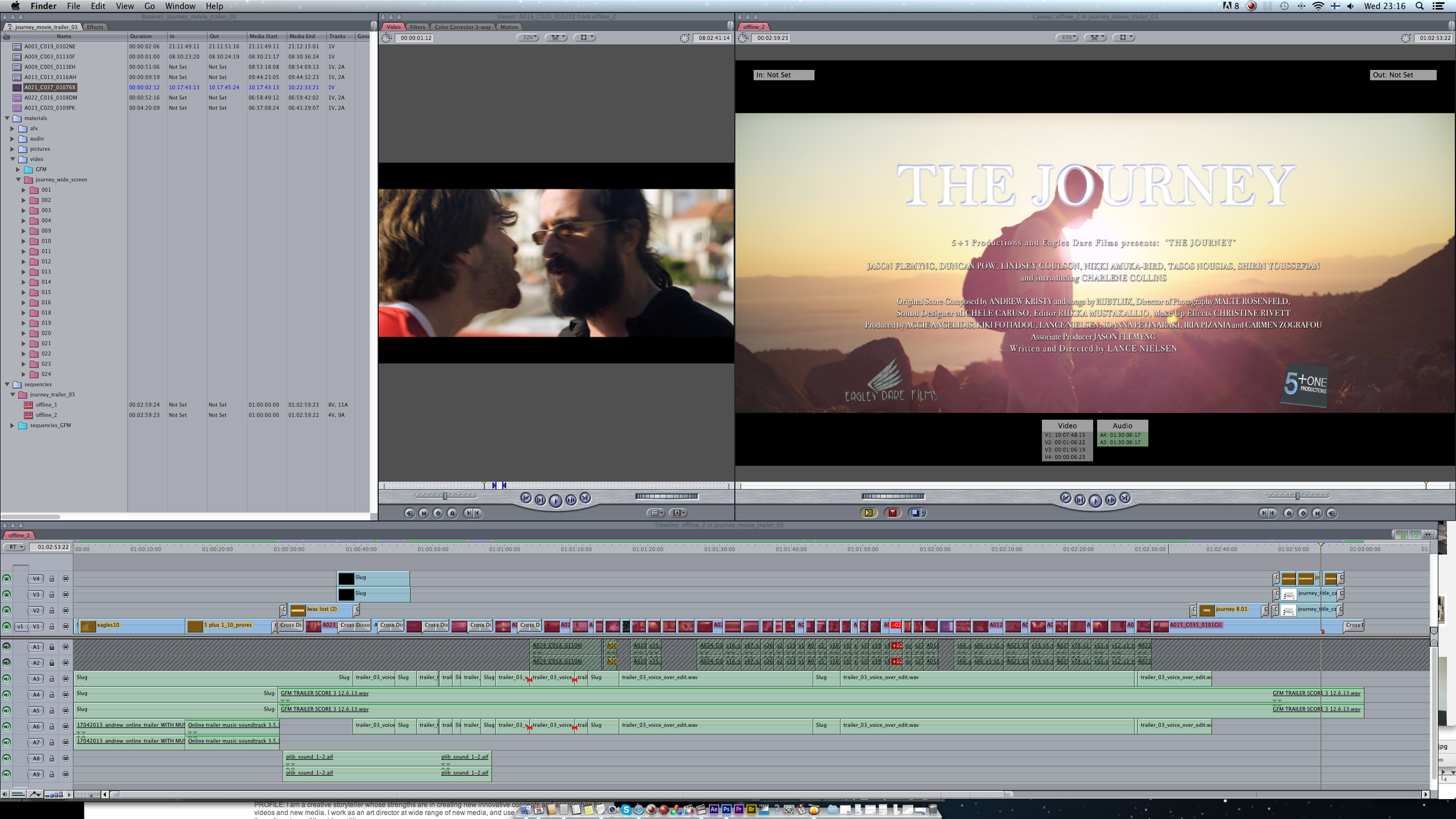 The trailer's done!