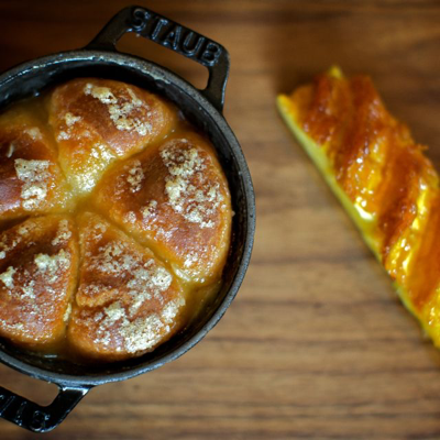 Dinner by Heston, Tipsy Cake