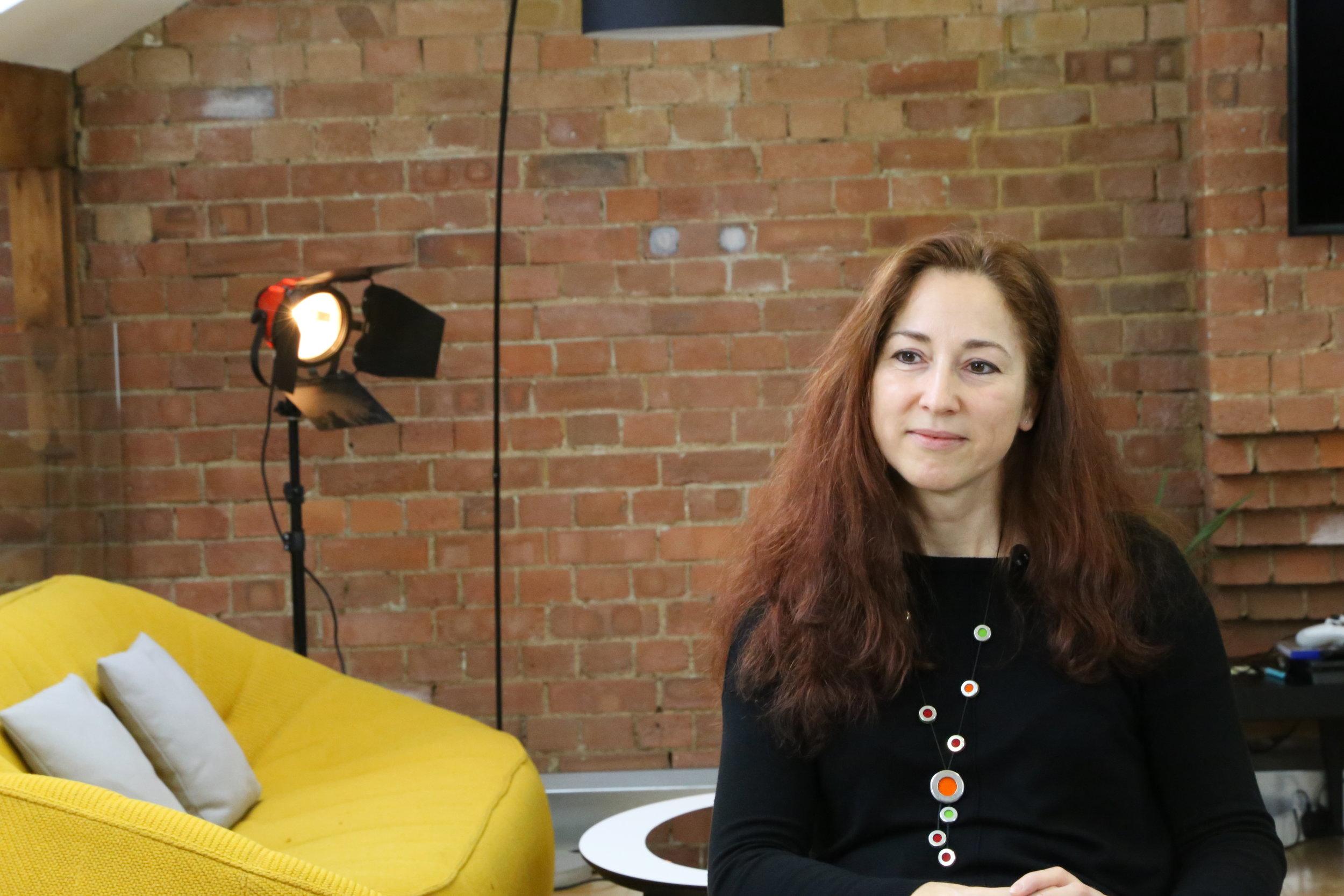 Carin Campanario - Head of UX / UI Design at GripAbleFormally Technology Innovation Strategist at TUI