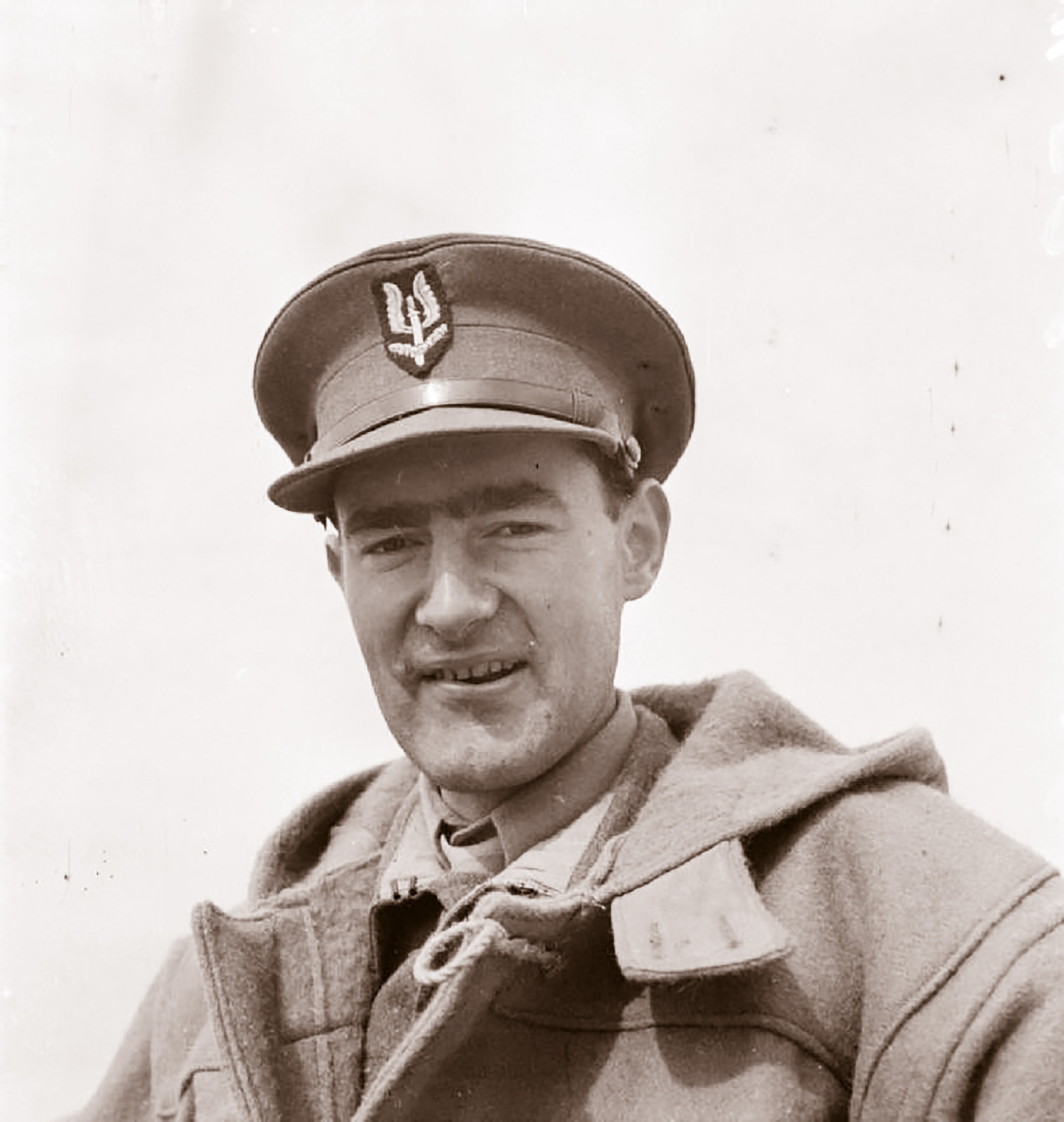 Sir David Stirling - Known as the Phantom Major, Colonel David Stirling was a pioneer of the British Special Forces. He founded the Special Air Services (SAS) during WWI to build small teams and utilise stealth and guile to undertake acts of sabotage behind enemy lines. His motto 'Who Dare Wins' still echoes today.