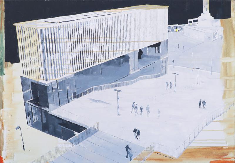 Arne Rein-Art,  The Office