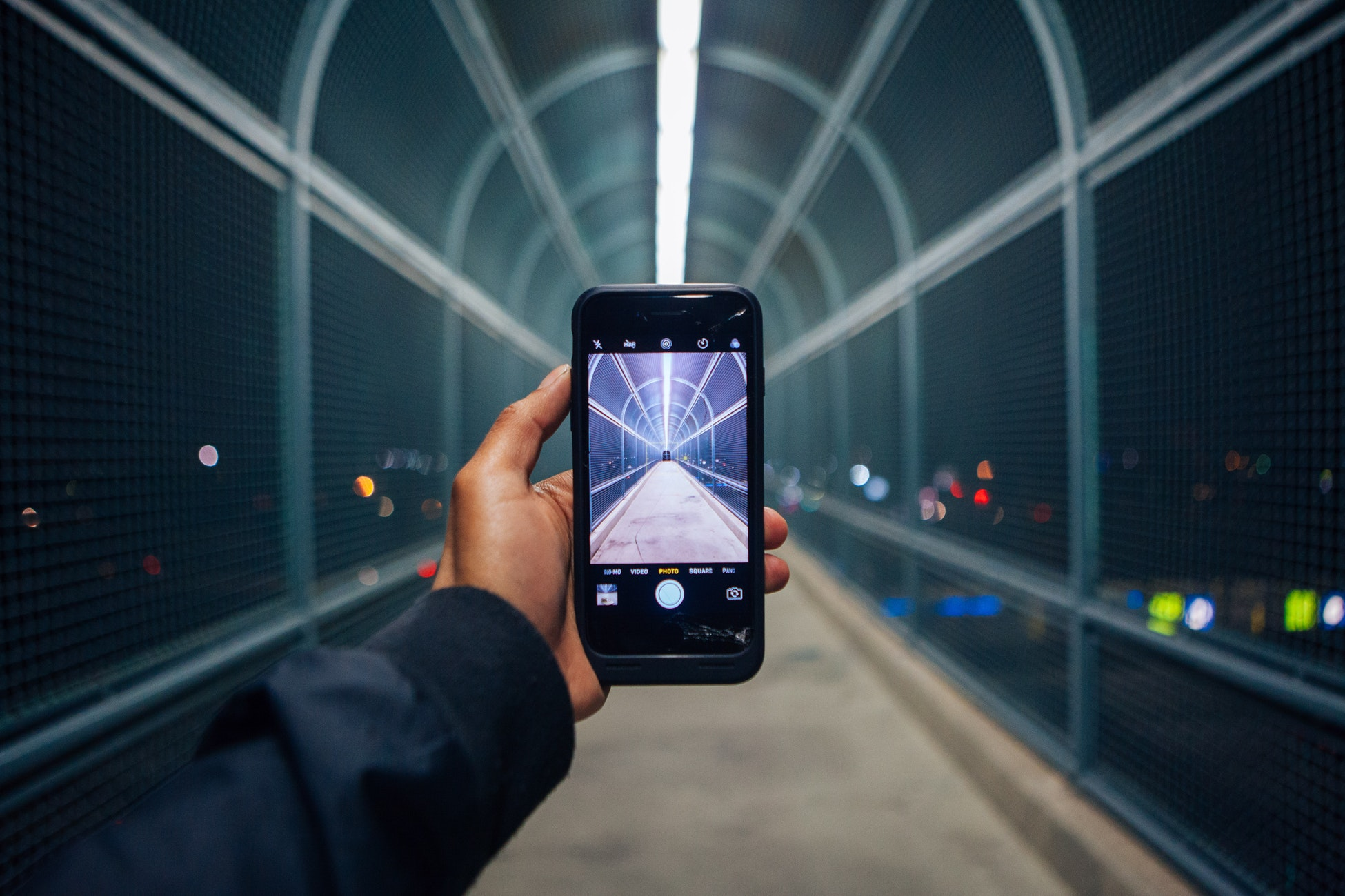 Créer du contenu pour ses réseaux sociaux à l'aide de son smartphone. -