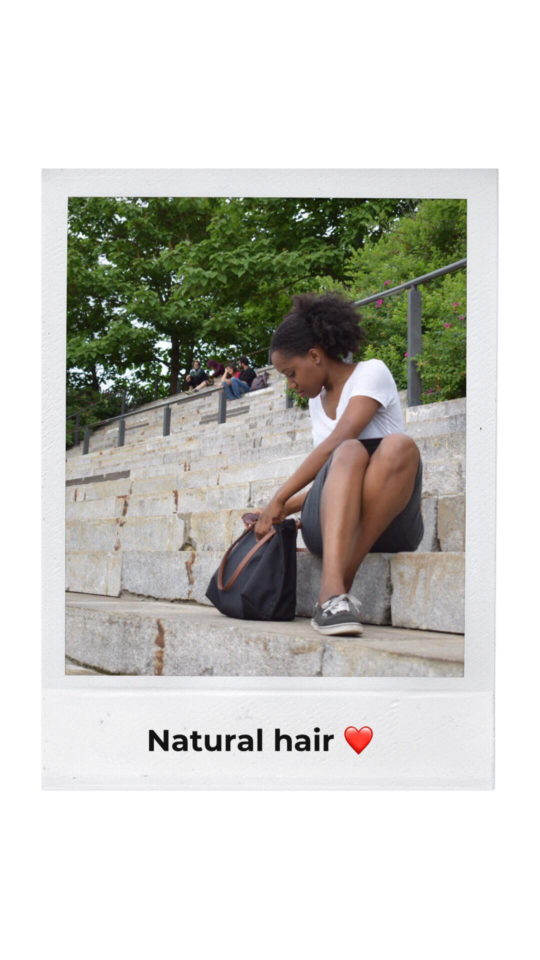 - Protective styling is fun, it gives us the freedom to switch up our looks while keeping our natural hair healthy. What are your go-to protective styles? Comment below.