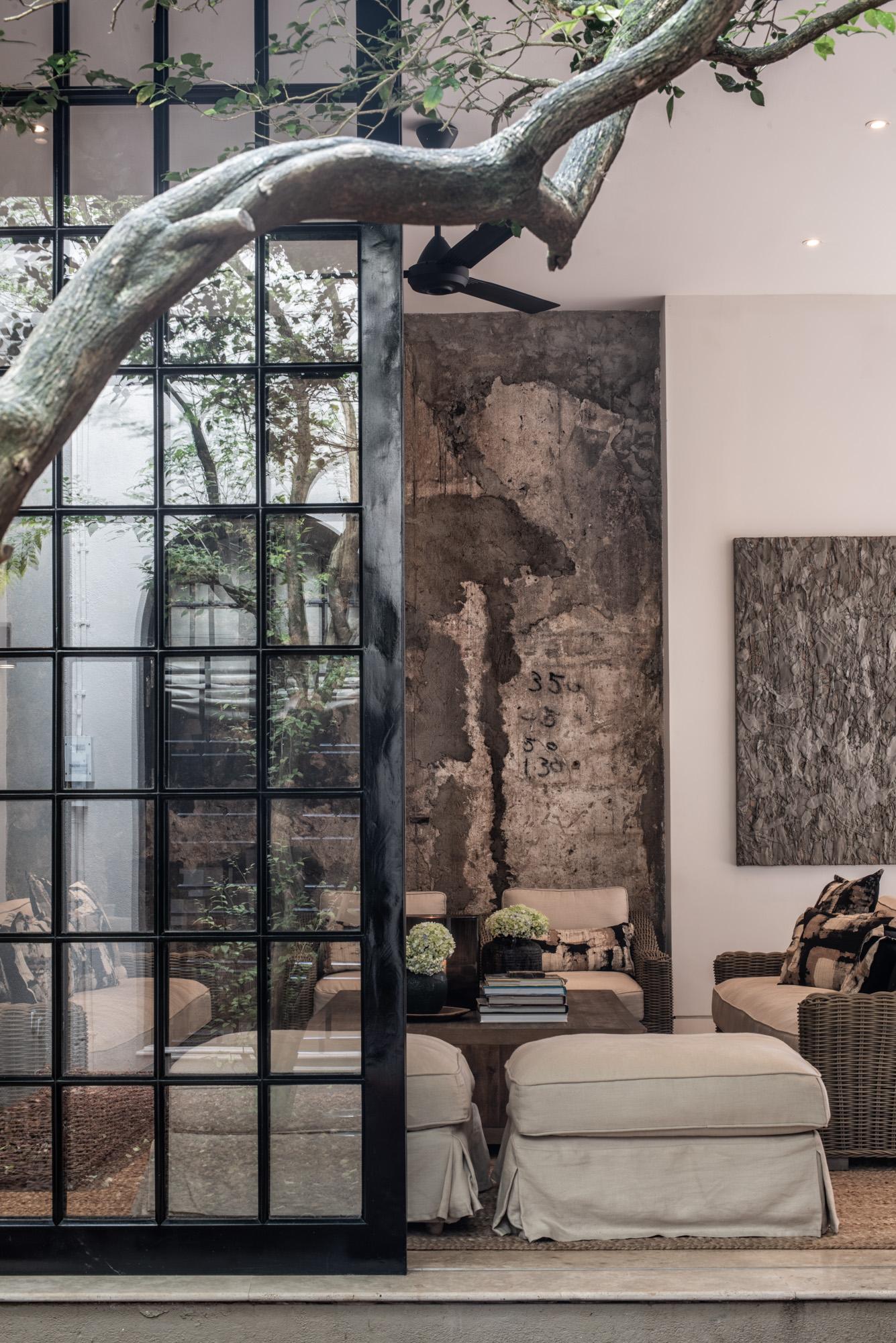 Galle Fort Residence - A stunning work by Annika Fernando
