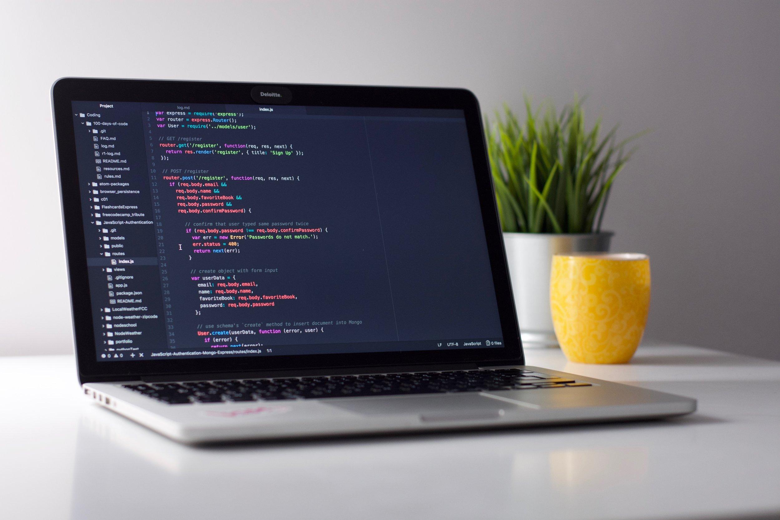 Website Design - Learn More