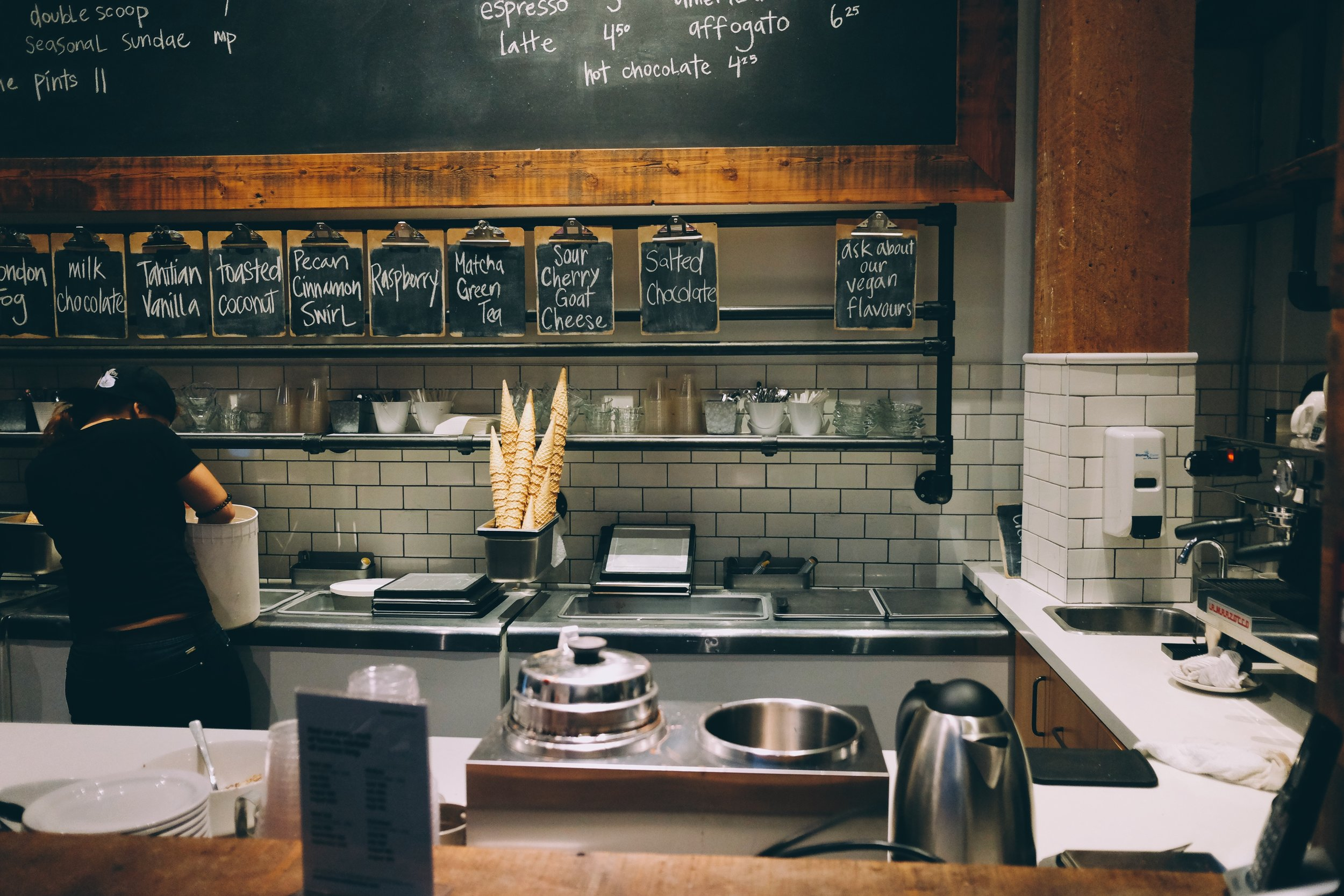 small food business image