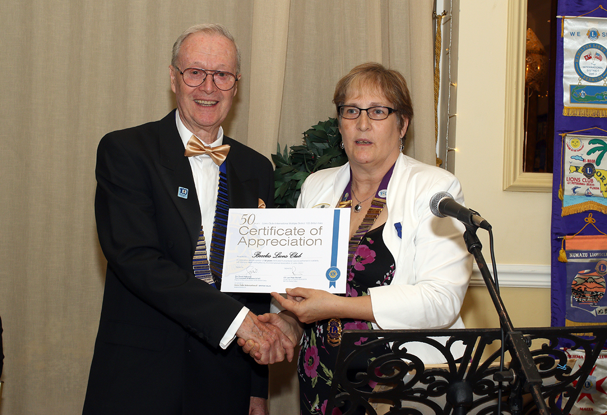 Latest News Beccles District Lions Club