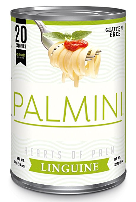 Hearts of Palm Linguine