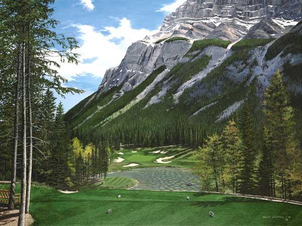 Golf Course Loop Ride