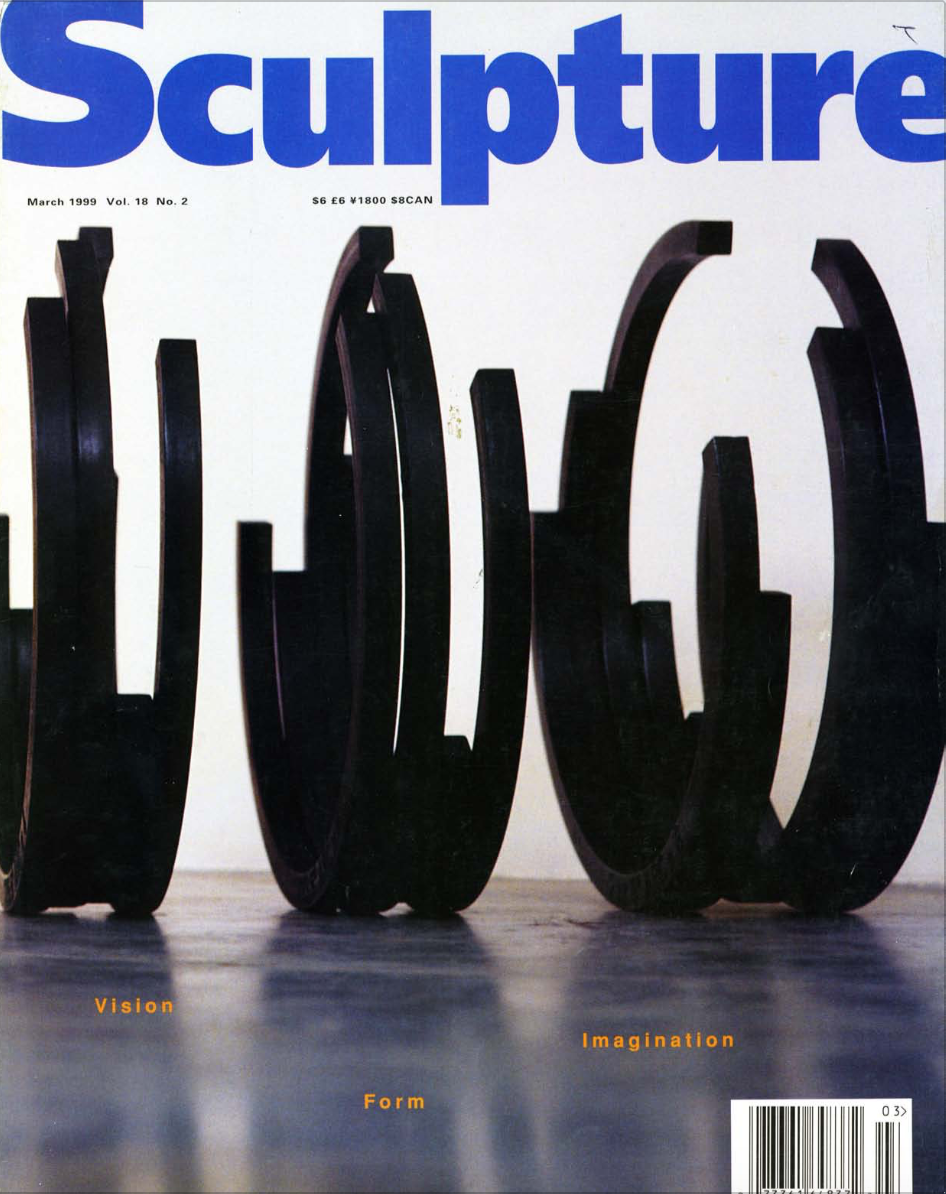 Sculpture | Kathleen Whitney | Mar 1999