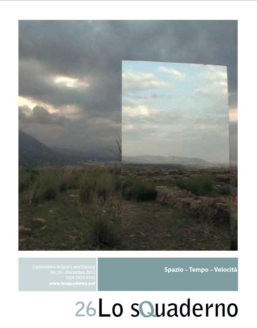 Lo Squaderno | Teresa Stoppani | Dec 2012