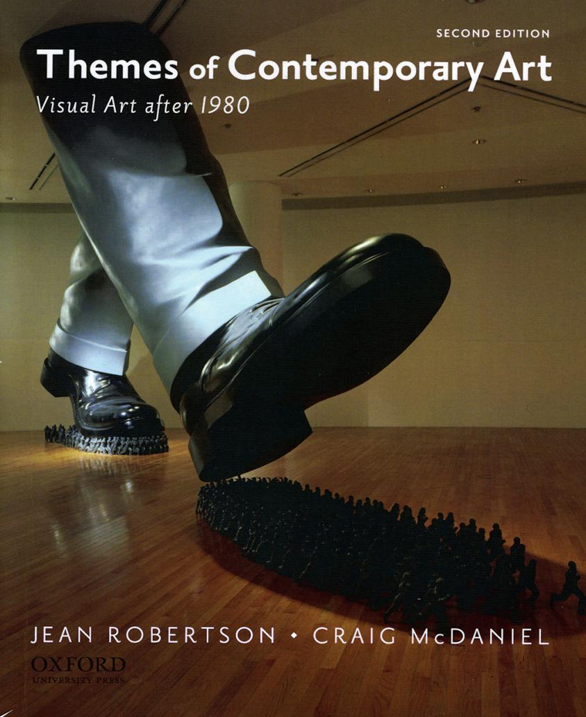 Themes of Contemporary Art | Jean Robertson & Craig McDaniel | 2010