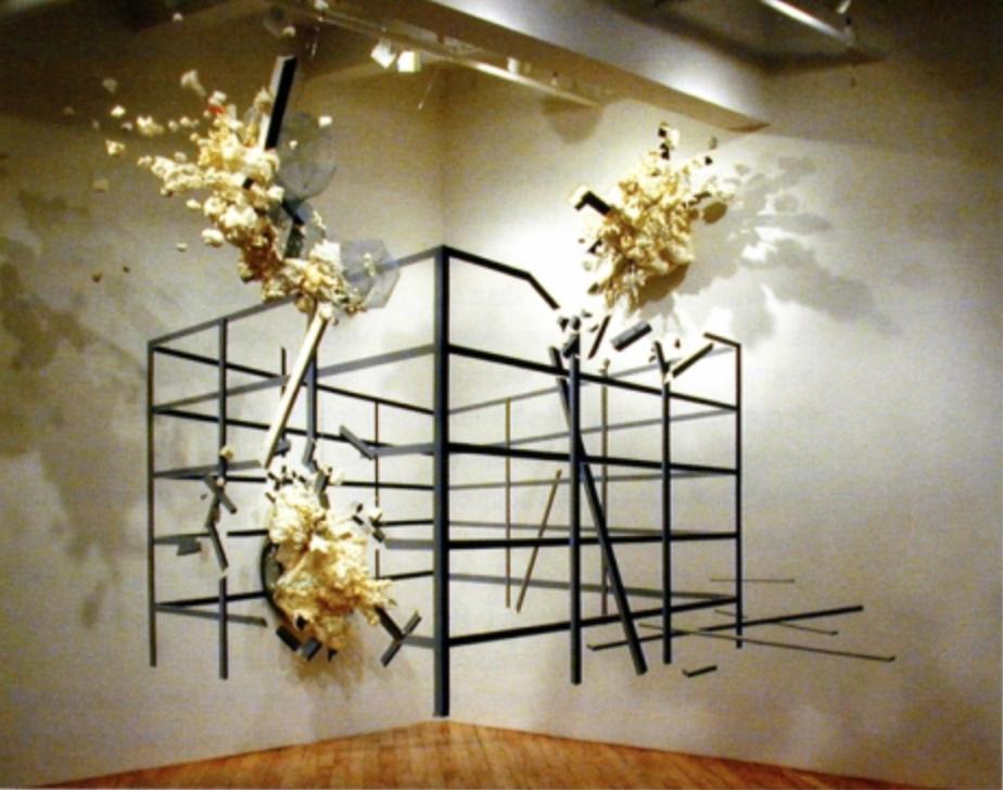 Sculpture | Marty Carlock | Sept 2006