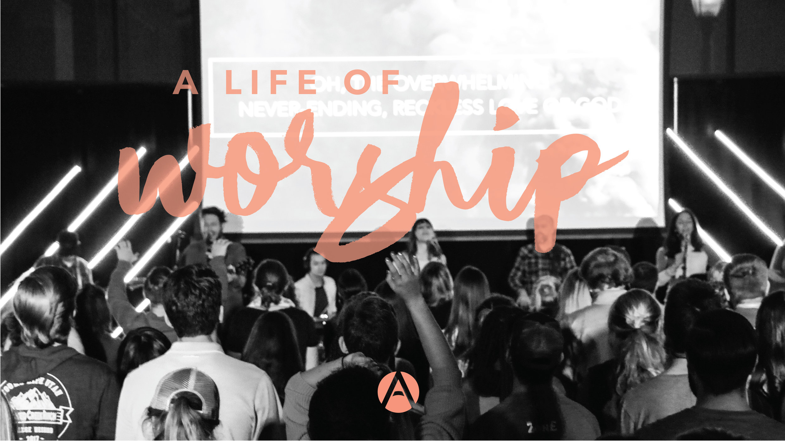 A Life of Worship - What is worship and why do we do it? During this series, we talk about how living a lifestyle of worship is so much bigger than just singing songs in church on Sundays.