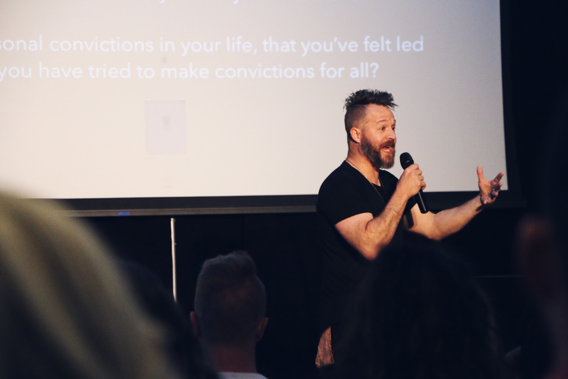 October 21, 2018 - Listen to JR Baker's last Sunday sermon!