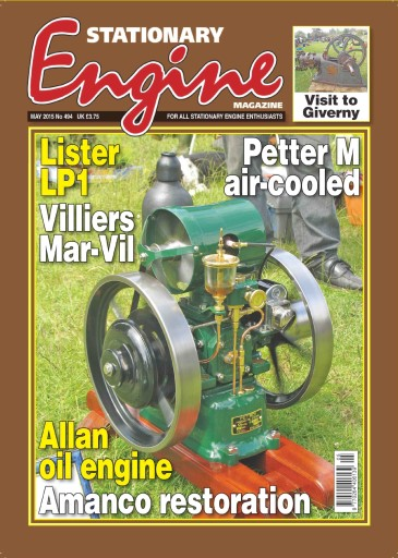 Get your copy of Stationary Engine magazine now…