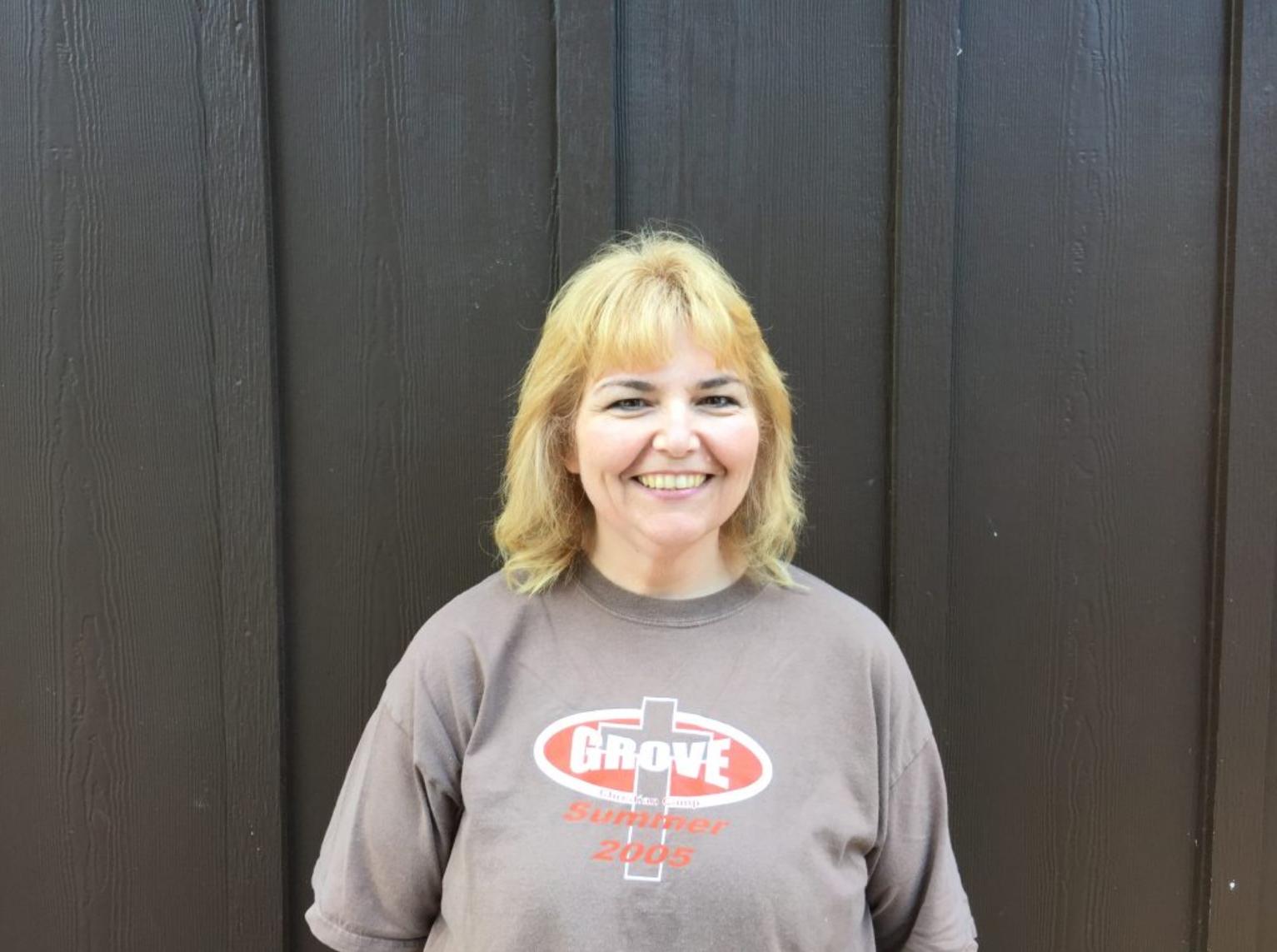 Brenda Sunkler   Kitchen Coordinator
