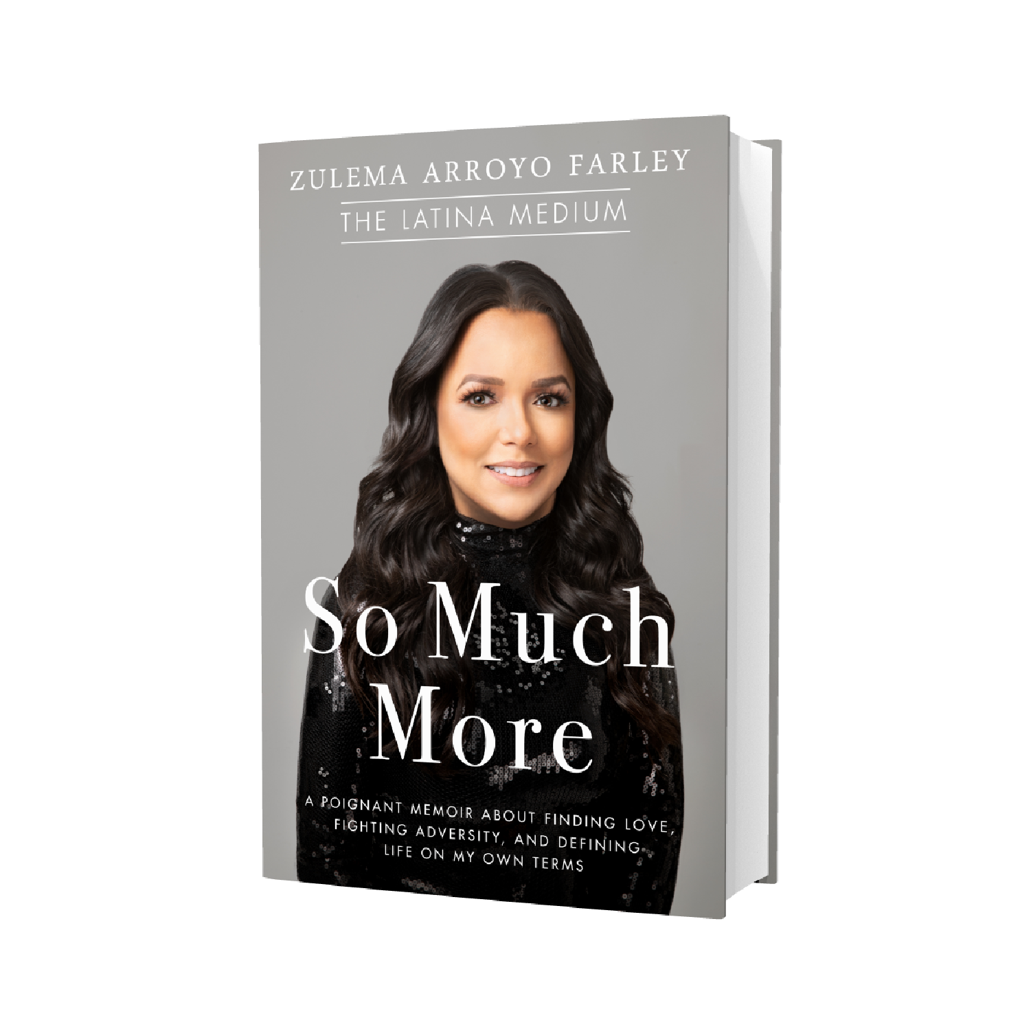 On April 2017, I signed an international book deal - with globally renowned publishing company Atria Books, a division of Simon & Schuster.I am thrilled to share with the world my inspiring story of soaring highs and profound lows, and the sarcoma diagnosis that changed my life forever.My memoir, So Much More in English and in Spanish Muchísimo más is available now in bookstores.