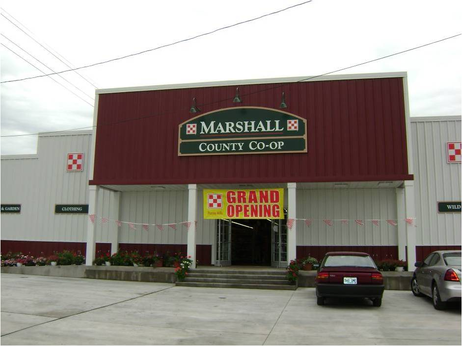 Marshall county Co-Op -