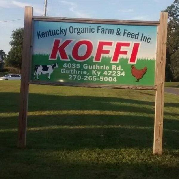 Kentucky organic farm and feed inc -