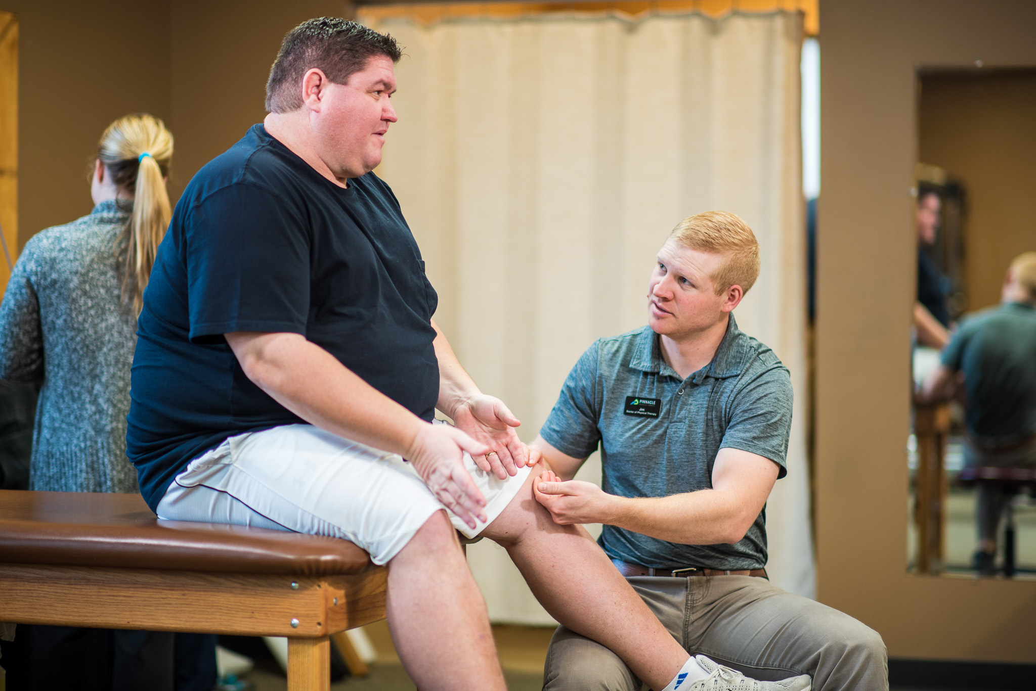 Jim Behrens, Physical Therapist in Post Falls