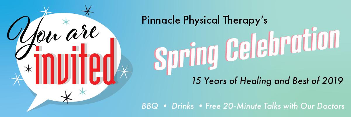 Pinnacle's Spring Celebration