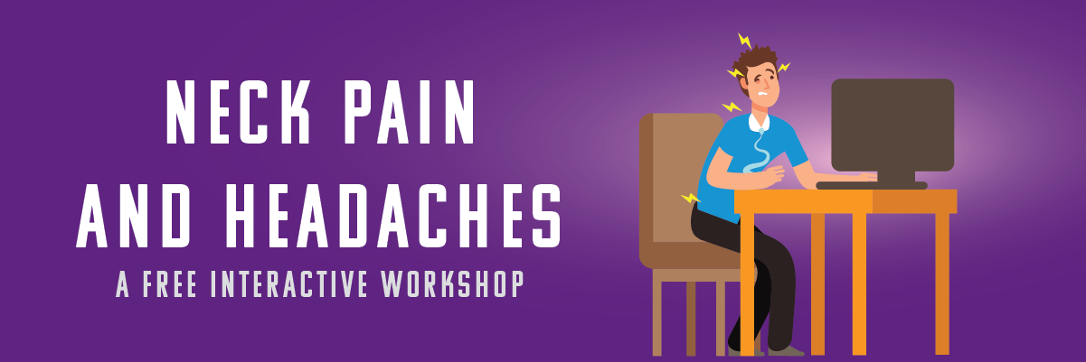 Free Neck Pain and Headaches Workshop September 24th 2019 at Pinnacle Physical Therapy in Post Falls, ID
