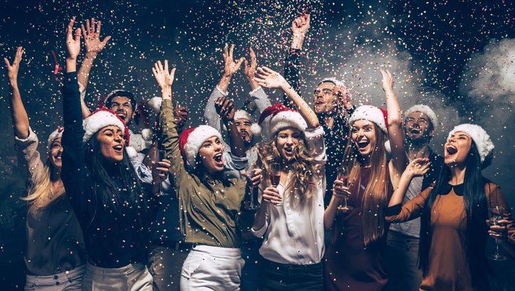 Company Holiday Parties -