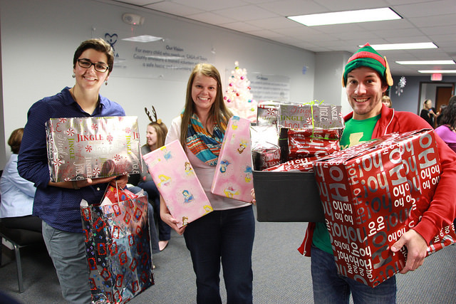 Toy Drives -
