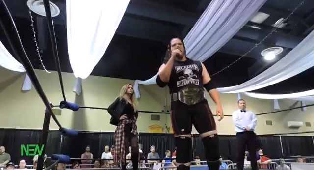 "Tank and NEW Interprovincial ""Hellraiser"" Justin Lock"