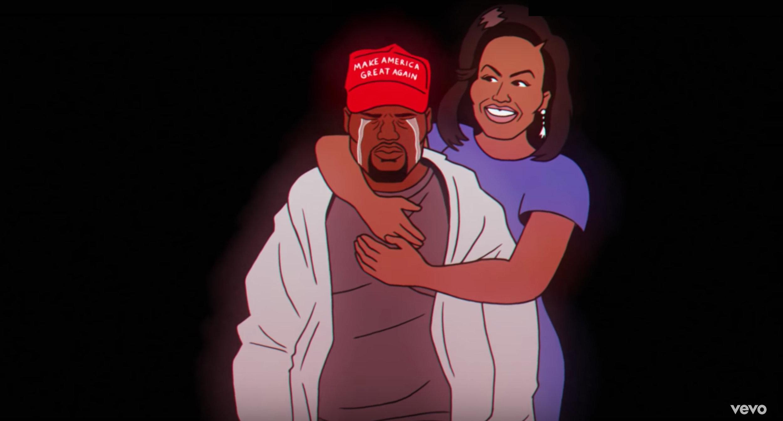 Childish-Gambino-Feels-Like-Summer-Kanye-West-Michelle-Obama.jpg