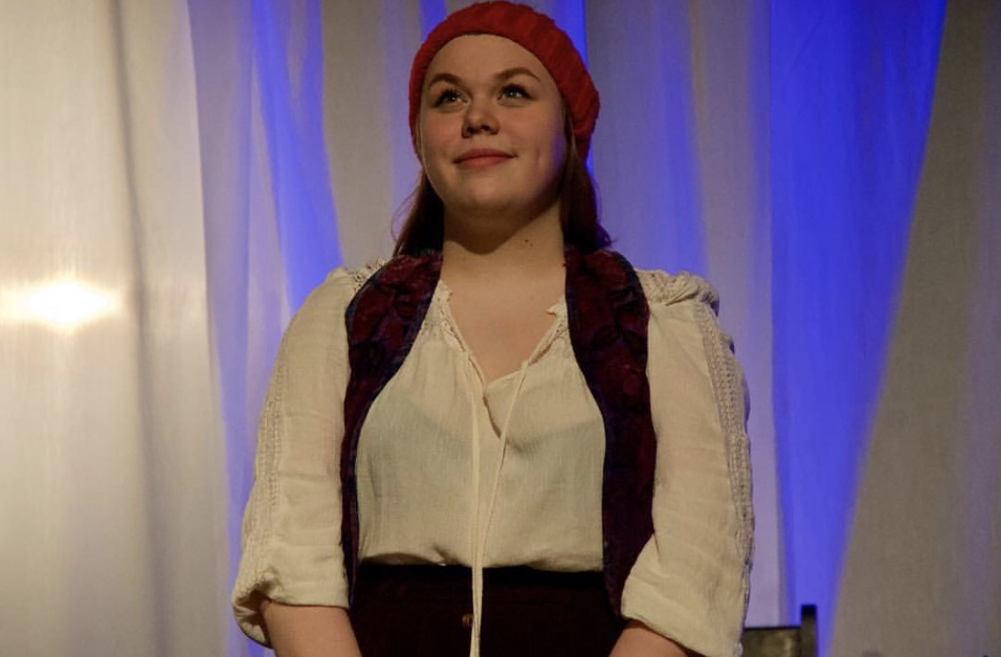 Erika squires as Constance Ledbelly