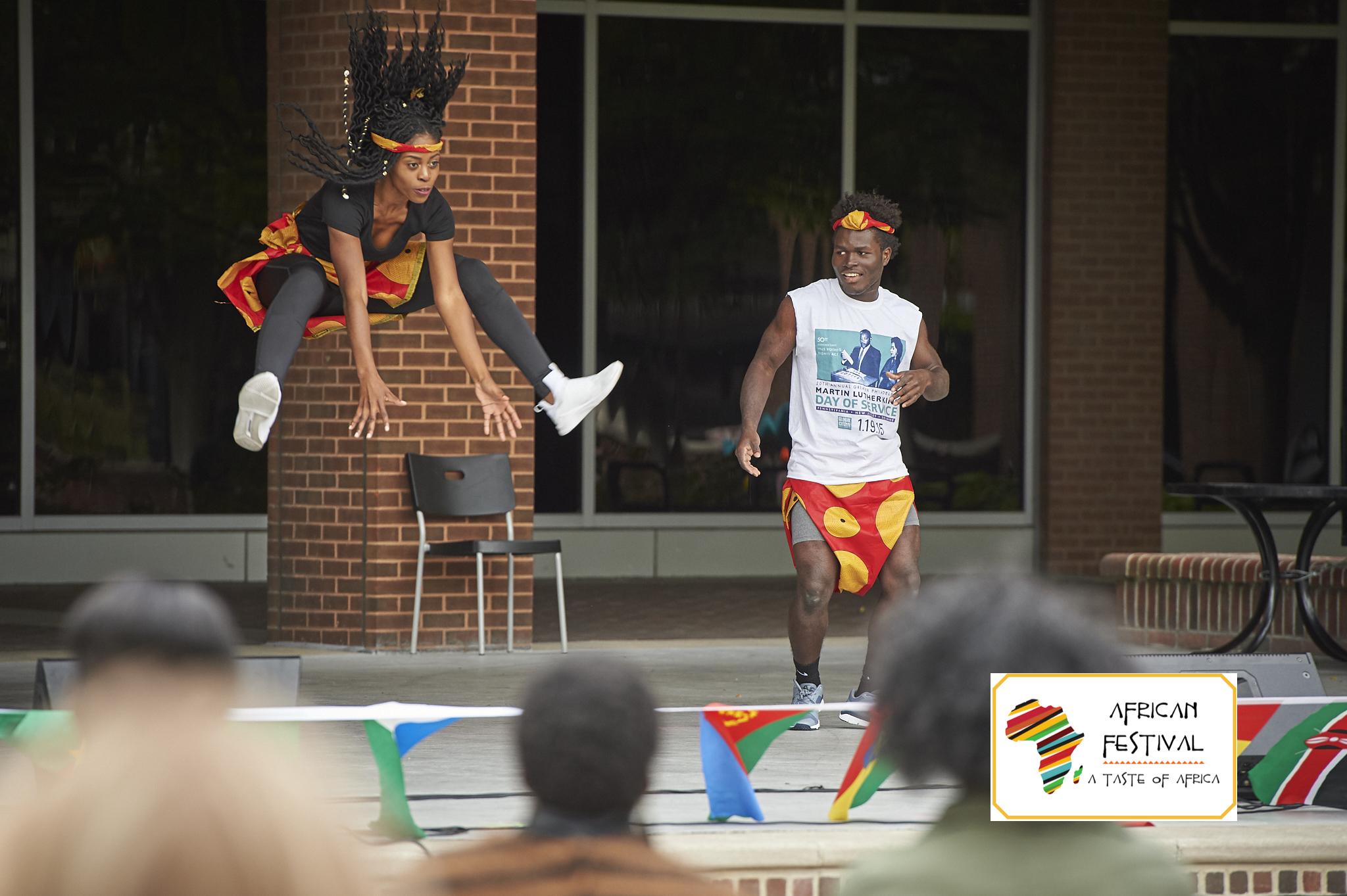 Lone Star African Dancers