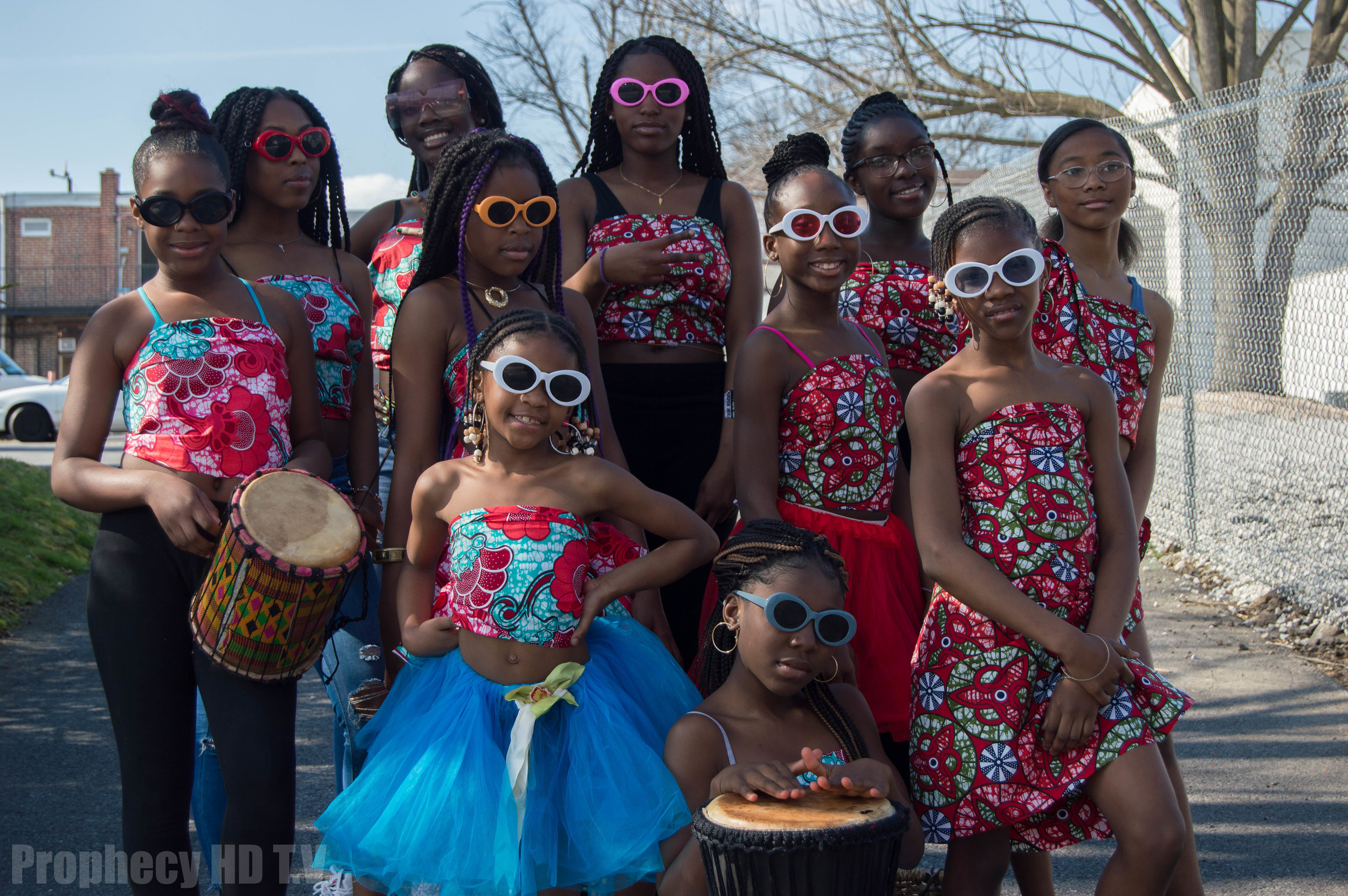 The Black Diamond Allstar Dance Team has been in existence for over 10 years in the Philadelphia/Delaware county/Tristate areas. The mission of this team is to EXPLORE AFRICAN CULTURE THROUGH DANCE.