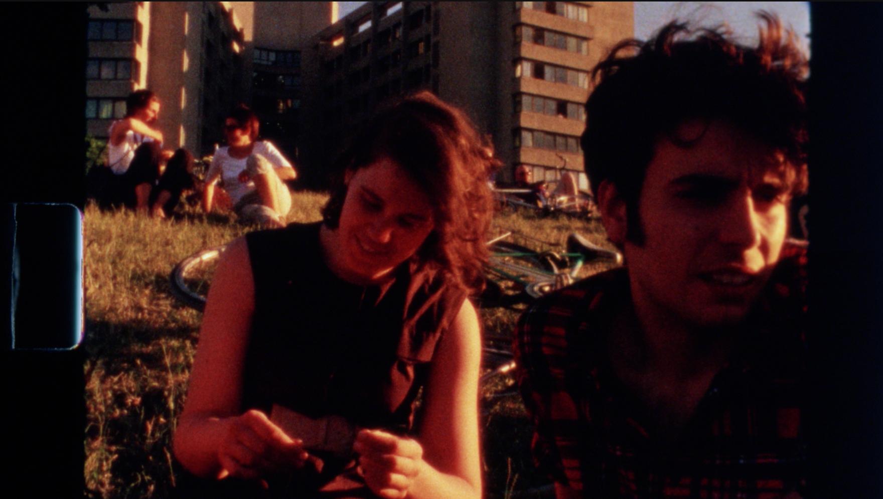 Mariana Caló and Francisco Queimadela, Berlin, Germany.